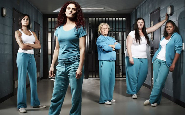 Wentworth Prison, Season 2, Channel 5 ...S2 - inmates 4.jpg