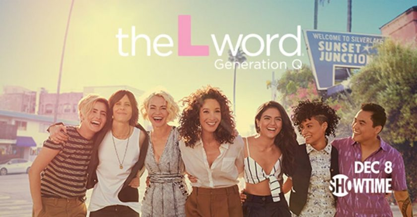 Image result for l word generation q